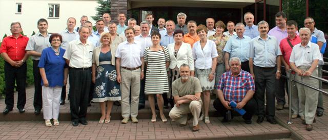 Członkowie ZR w kadencji 2014-2018