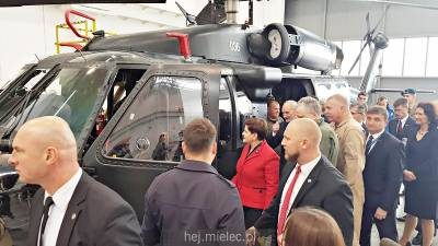 Polski rząd jeszcze w tym roku zamówi Black Hawki z PZL Mielec!