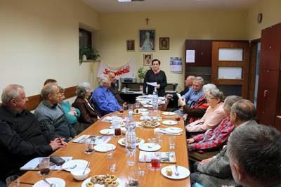 Spotkanie emerytów