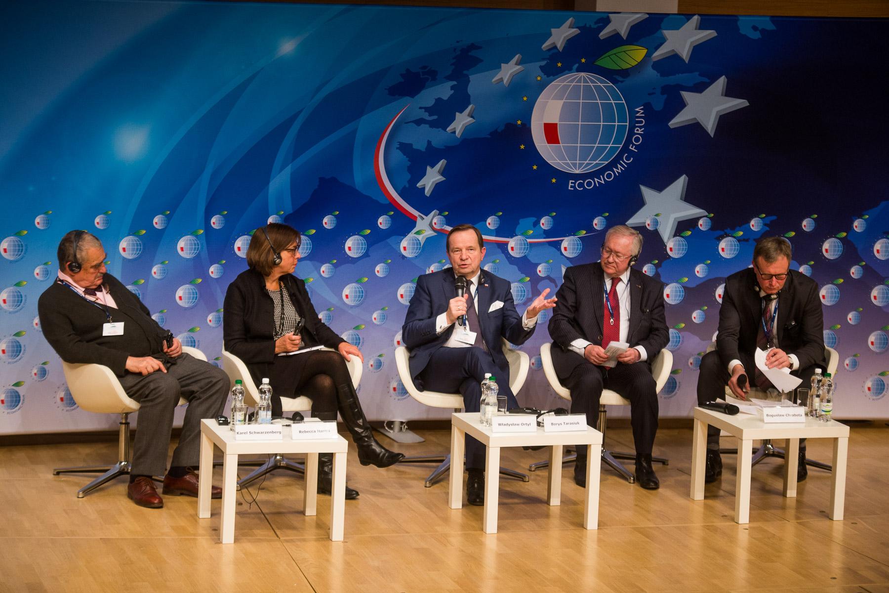 Trwa X Forum Europa-Ukraina