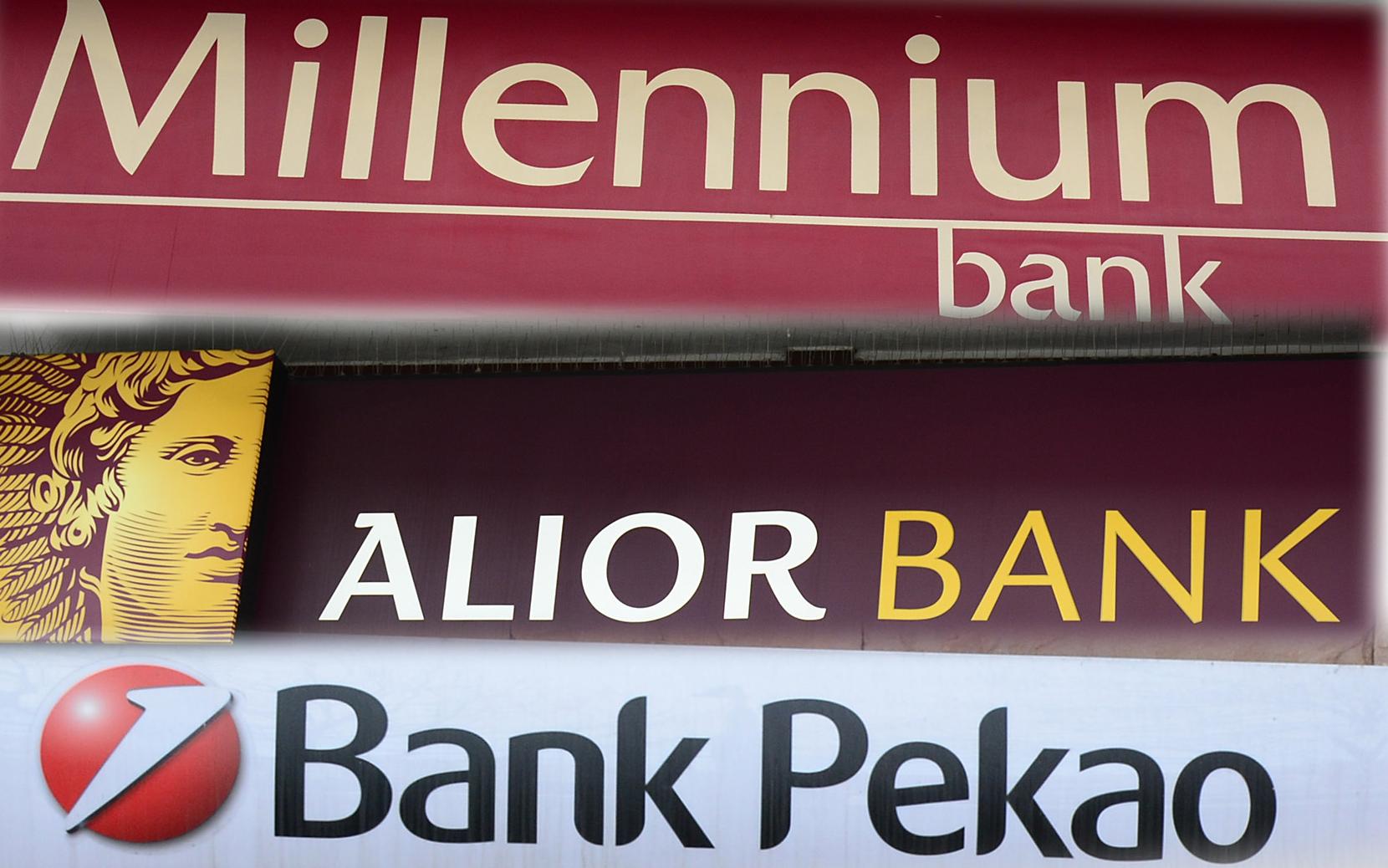 Pazerność banków
