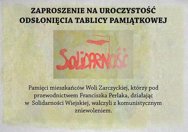 Tablica Zarszyn