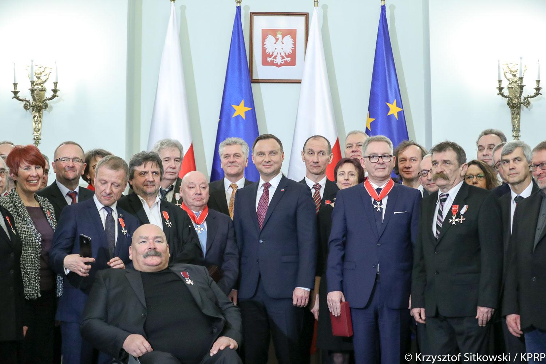 Andrzej Duda: NZS i ruch studencki są bardzo bliskie memu sercu