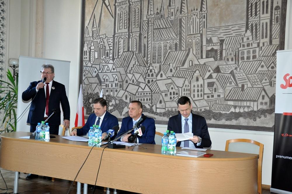 Komisja Krajowa z udziałem Wicepremiera Morawieckiego – 28.02.2017 – 1.03.2017