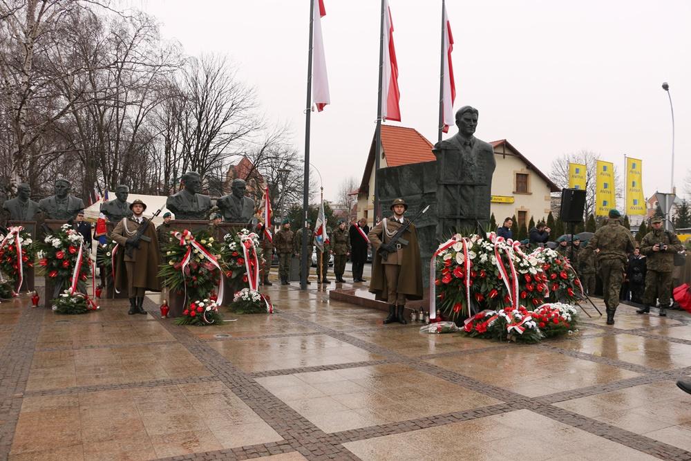 """1.03.2017 r. Obchody Narodowego Dnia Pamięci """"Żołnierzy Wyklętych"""" w Rzeszowie"""
