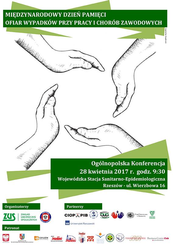 Konferencja – Dzień Pamięci Ofiar Wypadków Przy Pracy