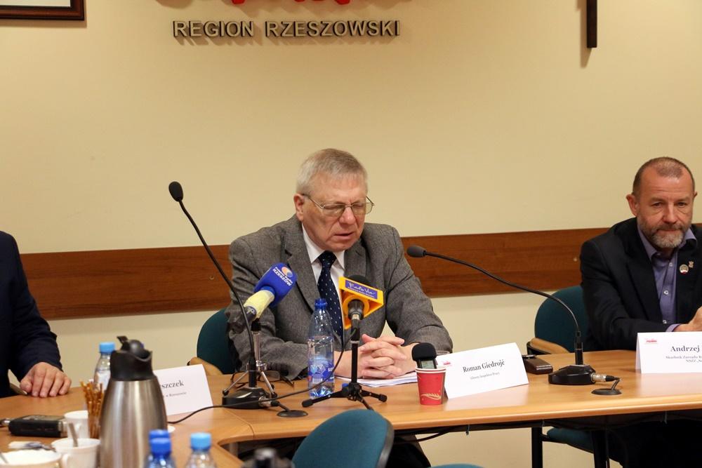 Spotkanie z Głównym Inspektorem Pracy – Region Rzeszowski, 24.05.2017 r.