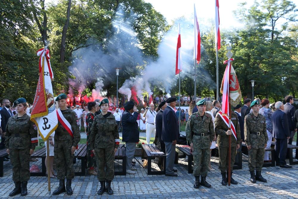 73. Rocznica Powstania Warszawskiego – obchody w Rzeszowie 1.08.2017 r.