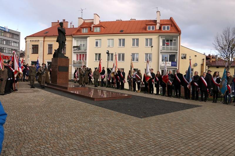 Dzień Niepodległości – obchody w Rzeszowie, 11.11.2017 r.