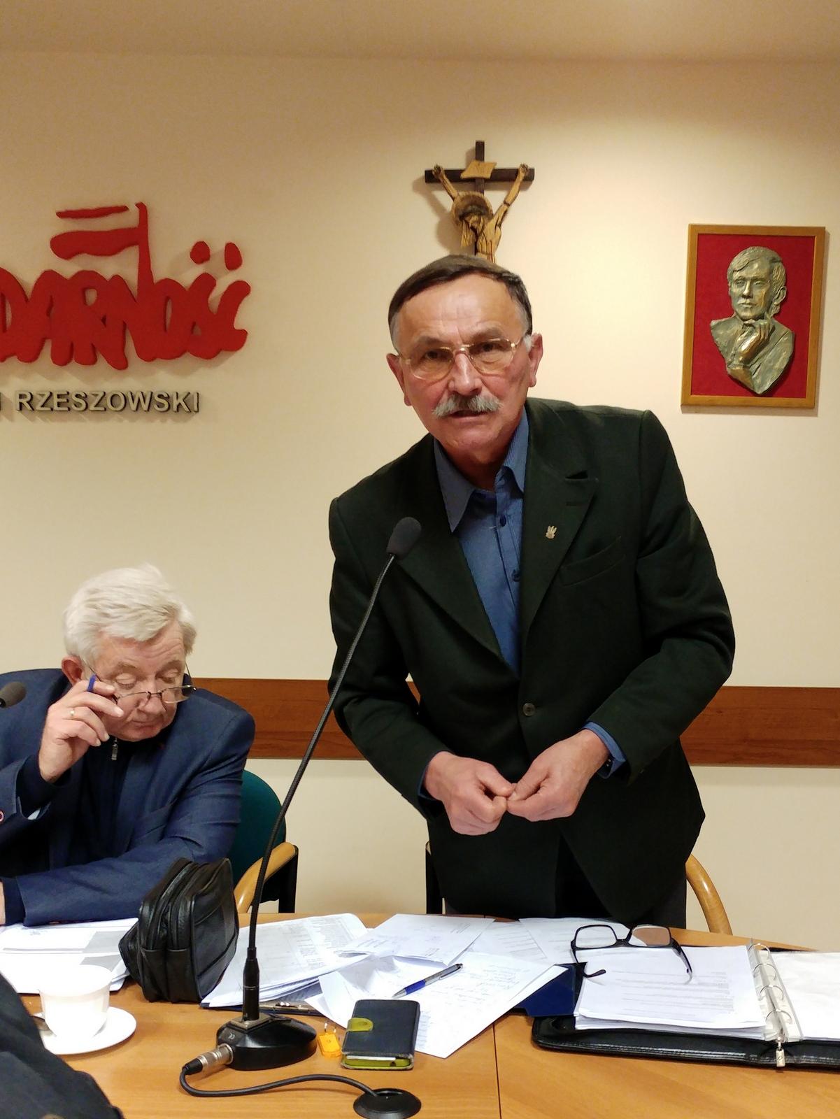 Mieczysław Liber prezesem Represjonowanych