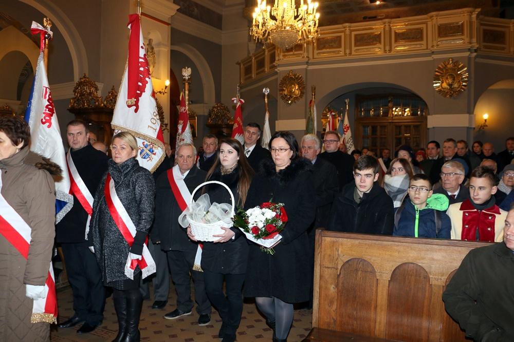Msza św. w intencji ofiar stanu wojennego