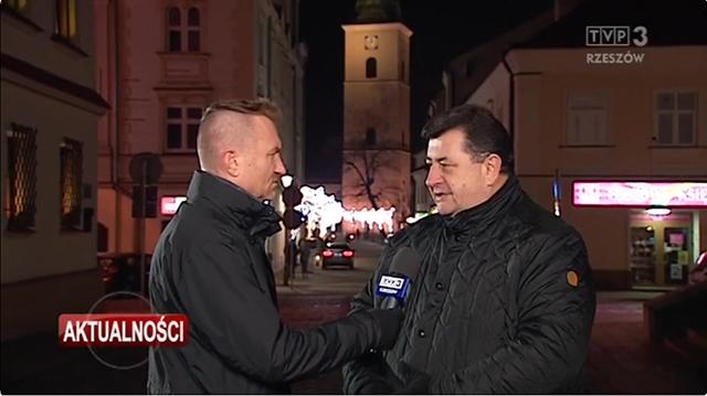 Roman Jakim dla TVP Rzeszów