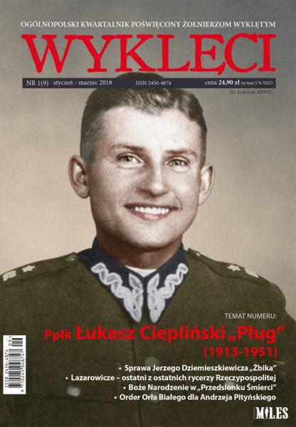 WYKLĘCI – ogólnopolski kwartalnik poświęcony Żołnierzom Wyklętym