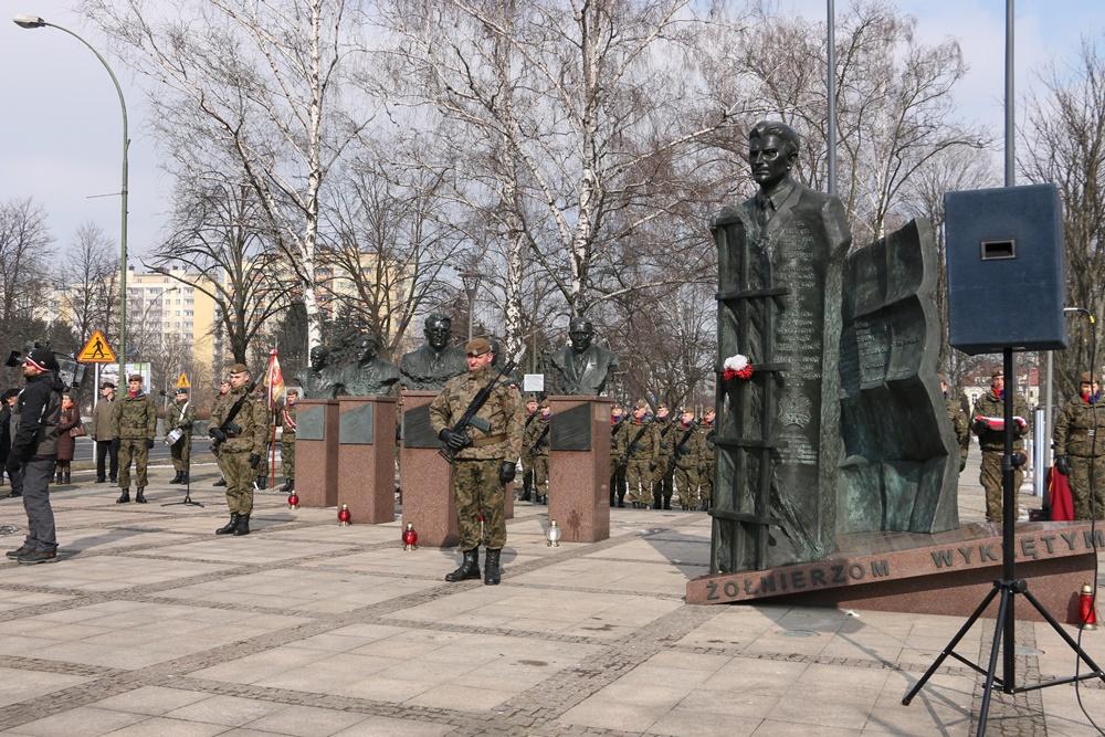 Narodowy Dzień Żołnierzy Wyklętych. Obchody w Rzeszowie – 1.03.2018 r.