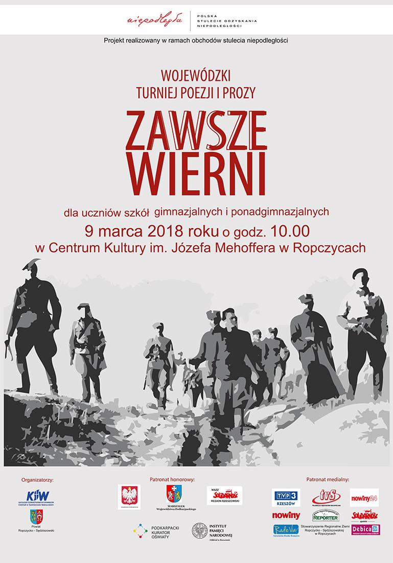 Plakat Wierni 2018.cdr