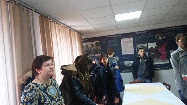 Wystawa w Ropczycach