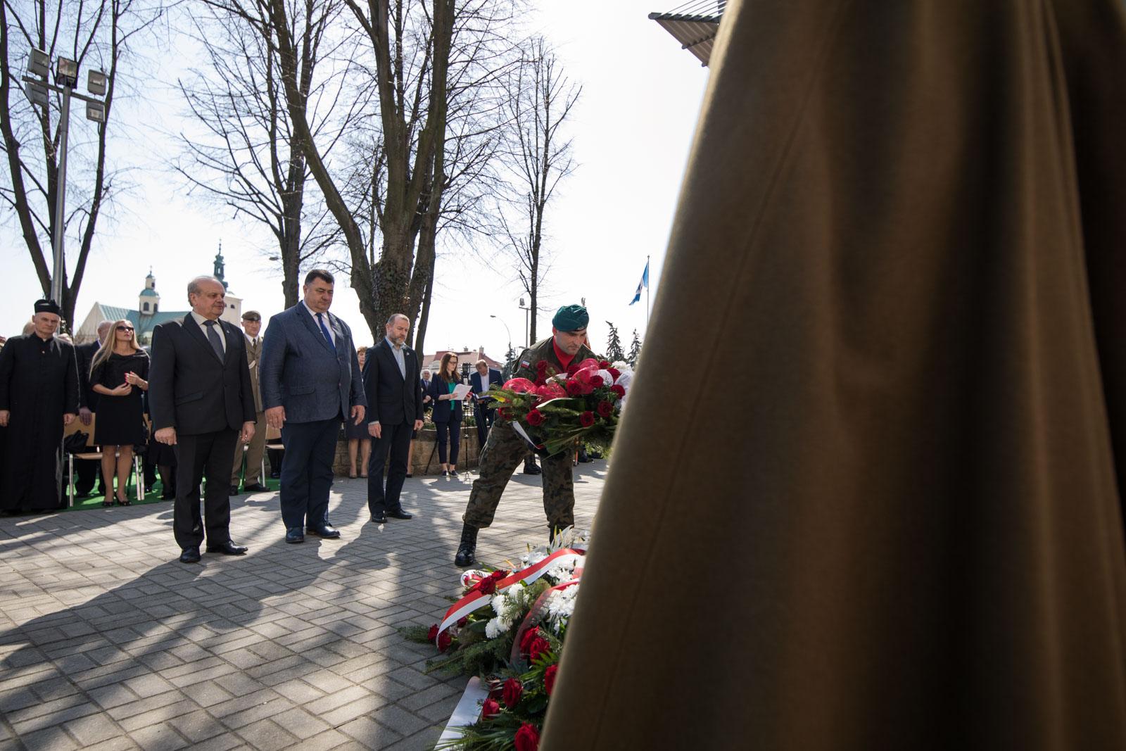 Pamięci ofiar tragedii