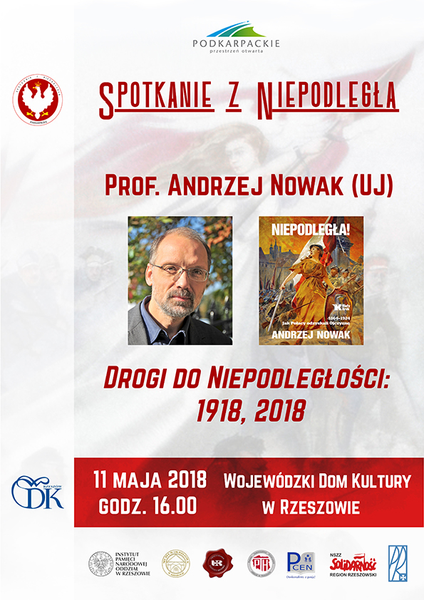 Spotkanie z Niepodległą _ 11 maja 2018