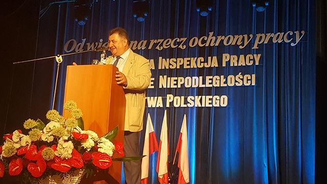 Od wieku na rzecz ochrony pracy – Państwowa Inspekcja Pracy w 100-lecie Niepodległości Państwa Polskiego