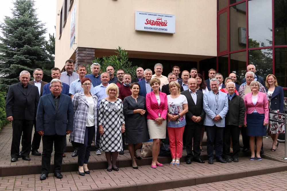 Pierwsze posiedzenie ZR kadencji 2018 – 2022. 27.06.2018 r.