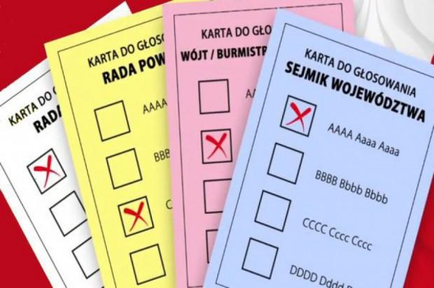 """Infoserwis, wydanie specjalne 2018 r. o kandydatach NSZZ """"Solidarność"""" do samorządu"""