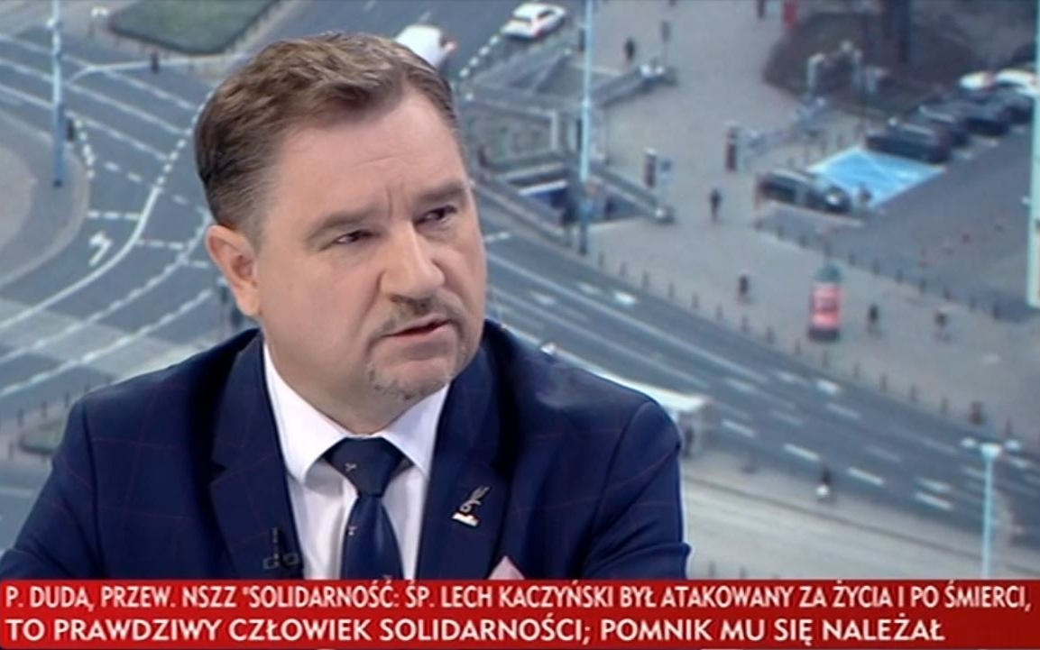 Z Polaków robi się faszystów, bo podnosimy głowy i chcemy decydować o swoim kraju