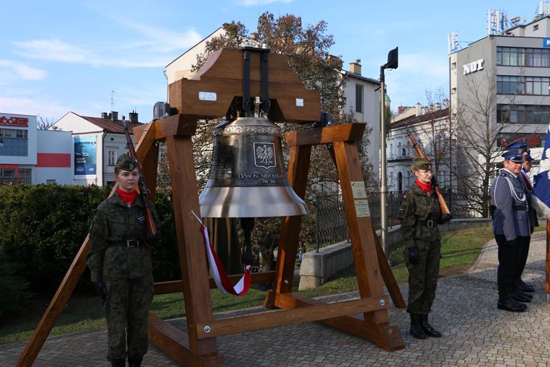 100 – lecie Niepodległości. Obchody w Rzeszowie 11 listopada 2018 r.