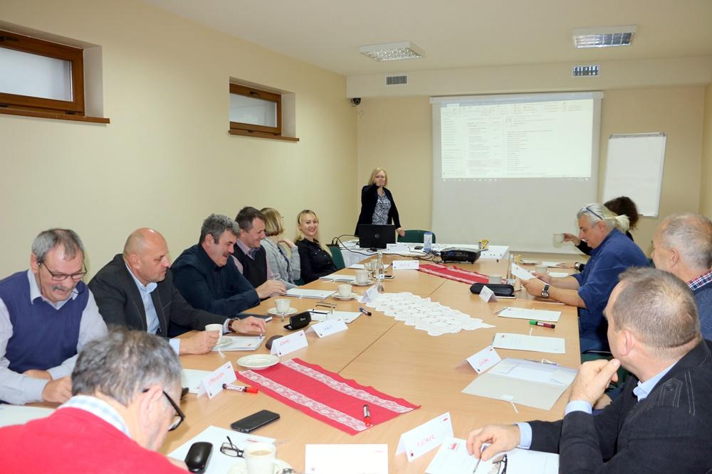 Szkolenie członków Komisji Rewizyjnych w Pstrągowej, 28-29.11.2018 r.