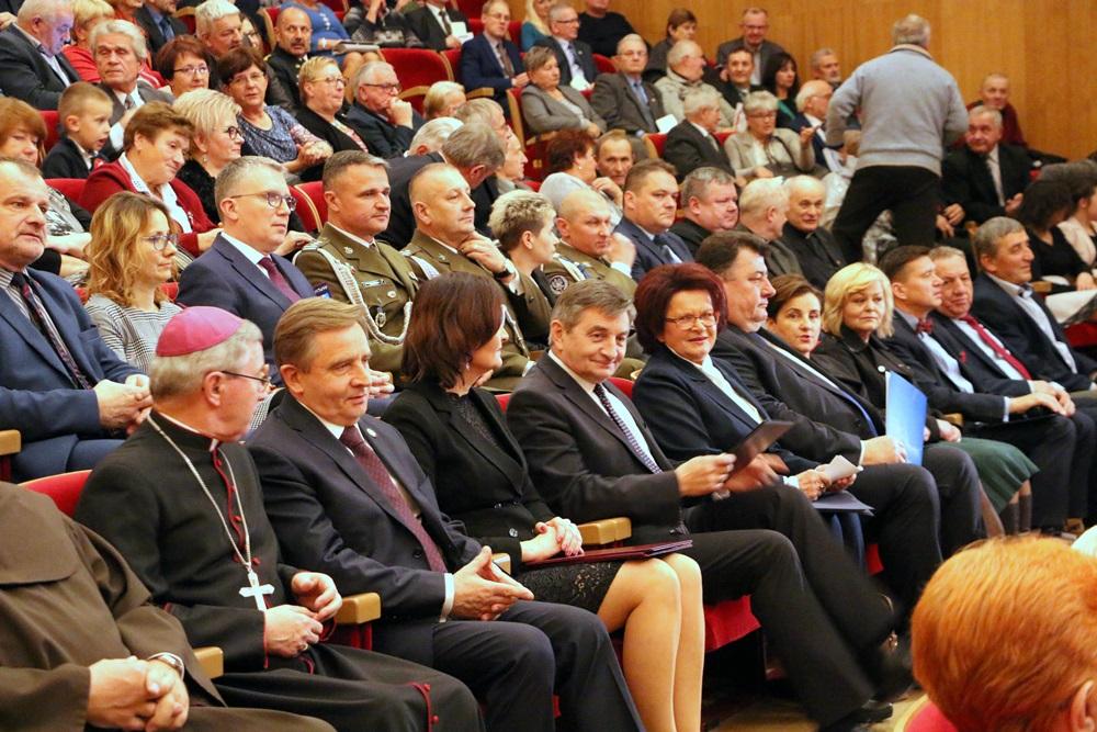 KONGRES OSÓB REPRESJONOWANYCH, DZIAŁACZY SOLIDARNOŚCI I KOMBATANTÓW. Rzeszów, 8.12.2018 r.