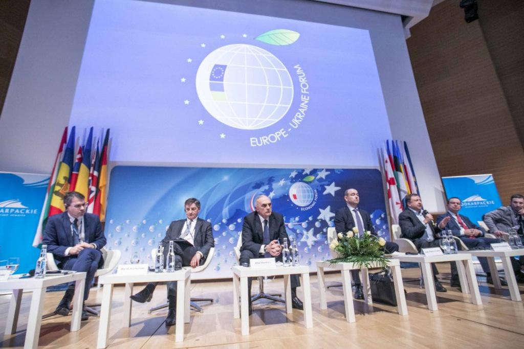 XII Forum Europa-Ukraina, Rzeszów, 24-25 stycznia 2019
