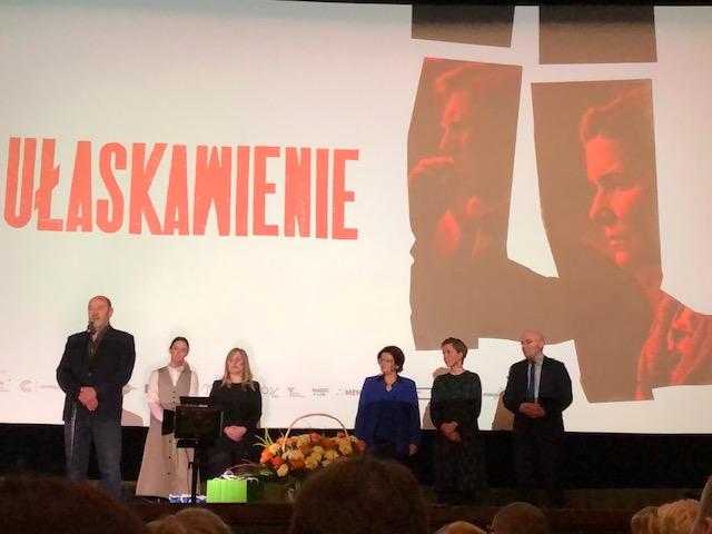 """Regionalna premiera filmu """"Ułaskawienie"""" Jana Jakuba Kolskiego"""