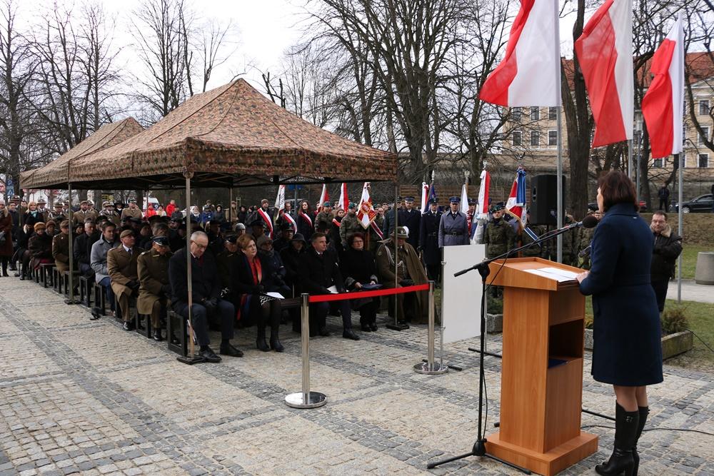 77. Rocznica powstania AK – uroczystości w Rzeszowie 14.02.2019 r.