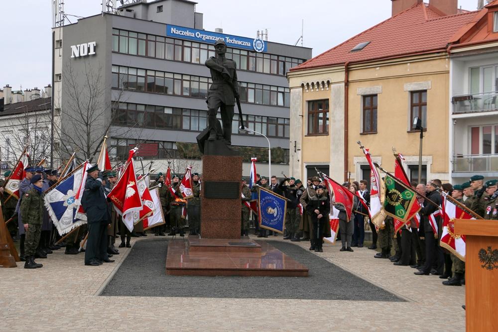 100 rocznica śmierci płk. Leopolda Lisa- Kuli