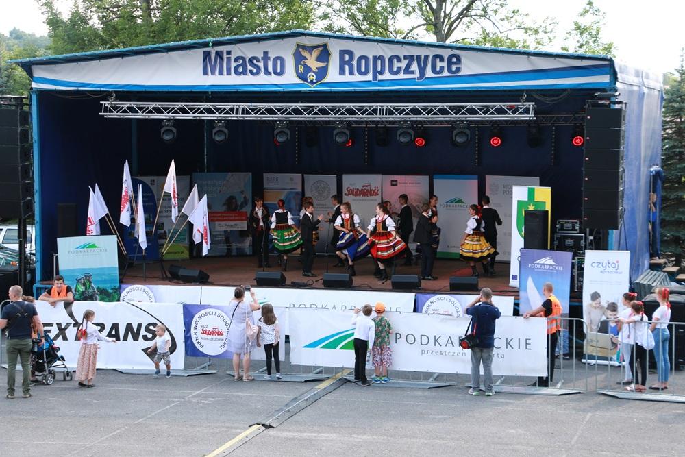 Piknik Wolności i Solidarności w Ropczycach 6 lipca 2019