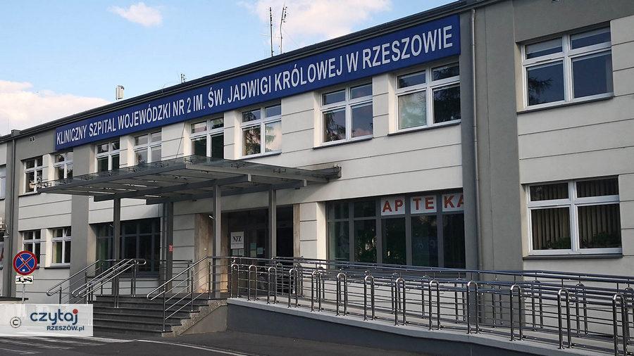 Mamy wyjaśnienia Dyrekcji Klinicznego Szpitala Wojewódzkiego Nr 2 w Rzeszowie