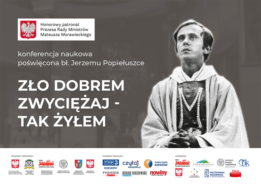 """Uroczystości w 35 rocznicę męczeńskiej śmierci  Patrona NSZZ """"Solidarność"""""""