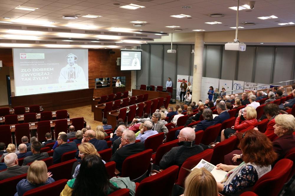 Konferencja naukowa w Rzeszowie poświęcona  bł. Jerzemu Popiełuszce