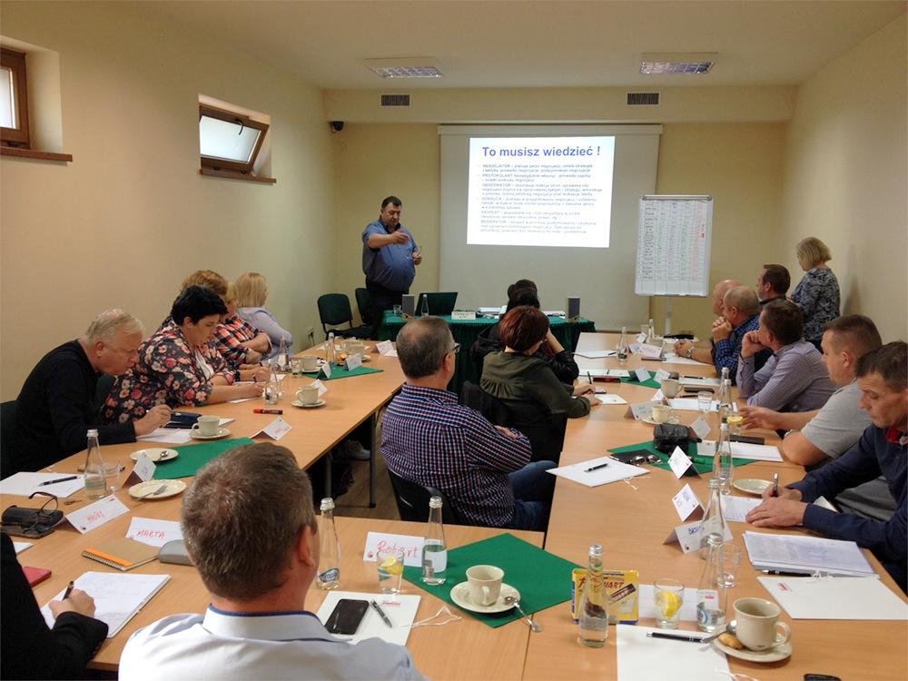 """Szkolenie z """"Negocjacji"""" w Pstrągowej, 22-23.10.2019"""