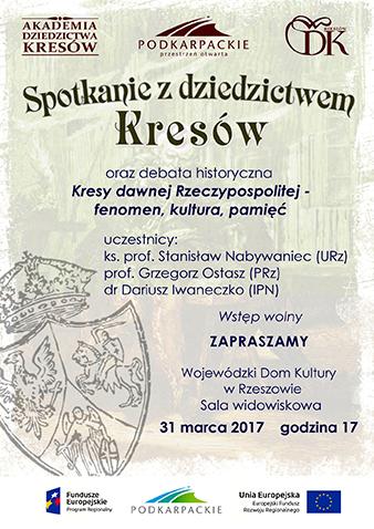 Kresy dawnej Rzeczypospolitej – fenomen, kultura, pamięć
