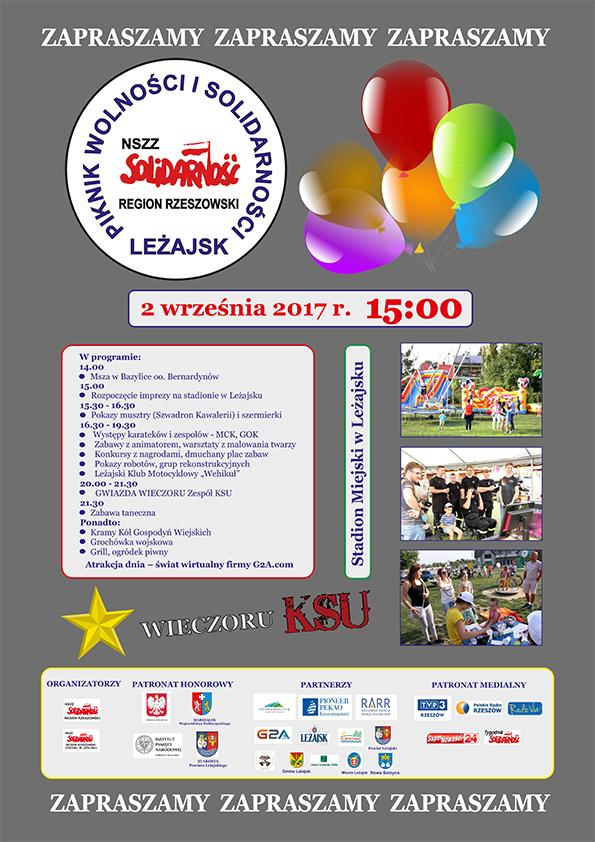 Plakat Leżajsk 2017.cdr