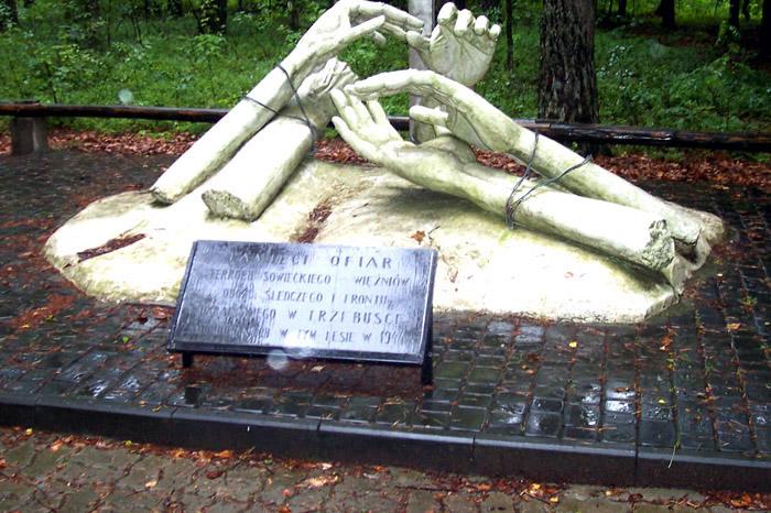 Pamięci pomordowanym w Turzy
