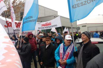 Solidarność pod Castoramą