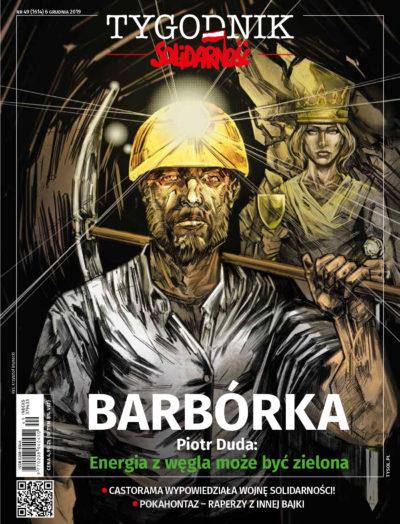 Najnowszy numer Tygodnika Solidarność: Piotr Duda o roli górników w bezpieczeństwie energetycznym Polski