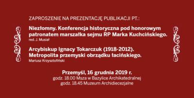 Pamięci Abp. Ignacego Tokarczuka