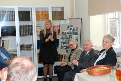 Spotkanie poświęcone pamięci ofiar stanu wojennego w Wojewódzkiej Bibliotece Pedagogicznej 13.12.2019