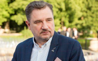 Wywiad z Piotrem Dudą dla węgierskich mediów