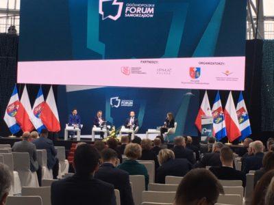 IV Ogólnopolskie Forum Samorządowe w Jasionce