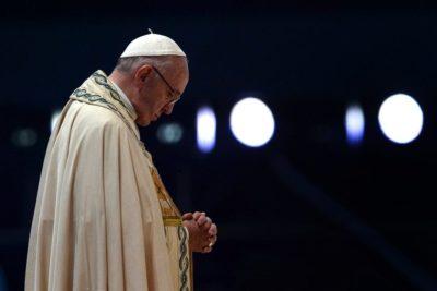 Episkopat zaprasza do modlitwy z papieżem Franciszkiem