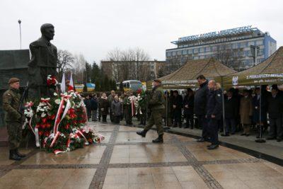 Obchody Narodowego Dnia Pamięci Żołnierzy Wyklętych w Rzeszowie, 1 marca 2020