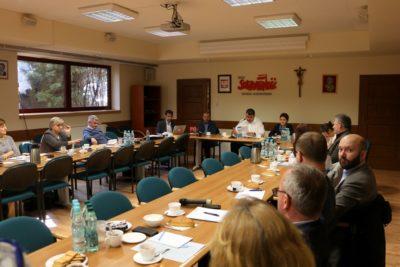 Posiedzenie Zarząd Regionu 5.03.2020